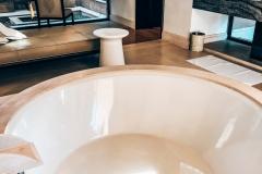 Mandarin Oriental Marrakech Bathroom Tube