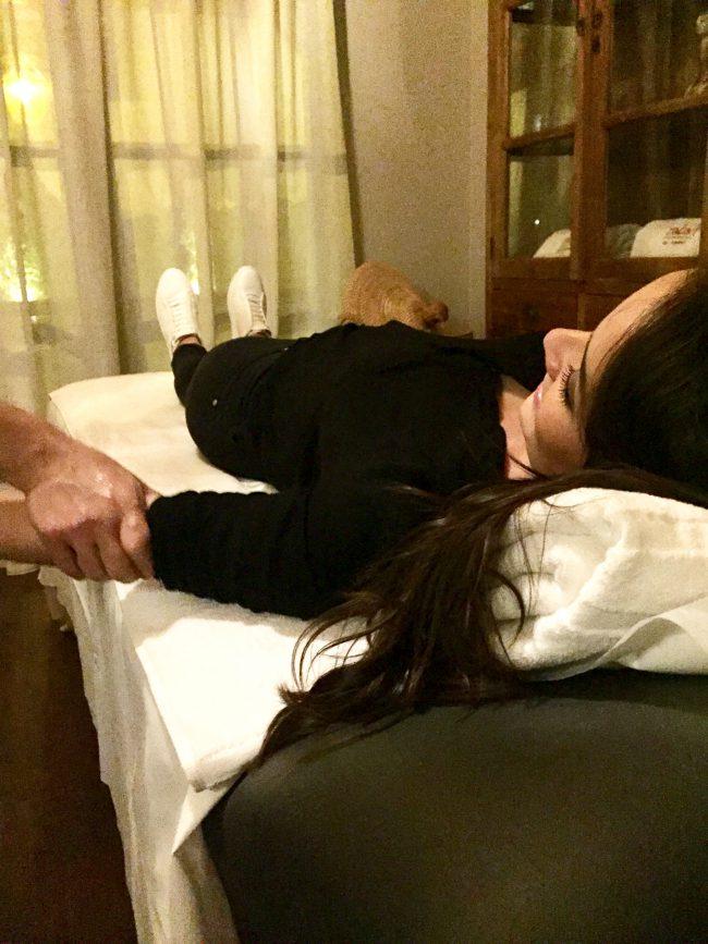 Vabali Spa Düsseldorf Massage