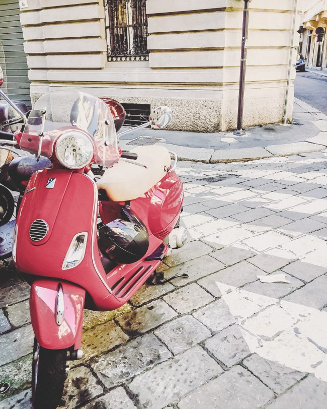 Milano Vespa