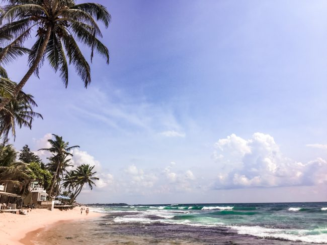 Sri Lanka Strand lifestylecircus