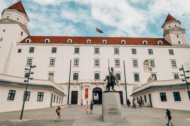 Bratislava Schloss A-Rosa