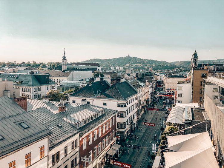 Linz Overview lifestylecircus A-Rosa