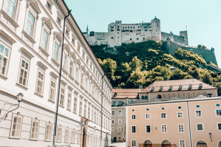 Salzburg Burg lifestylecircus A-Rosa