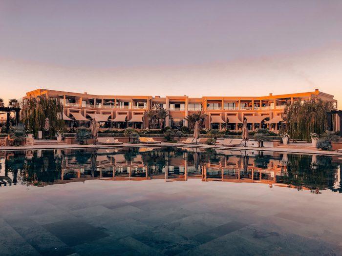 Mandarin Oriental Marrakech View