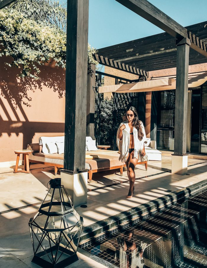 Mandarin Oriental Marrakech Privat Pool Villa