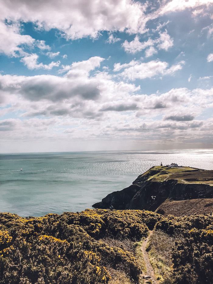 Irland Cliffs ocean