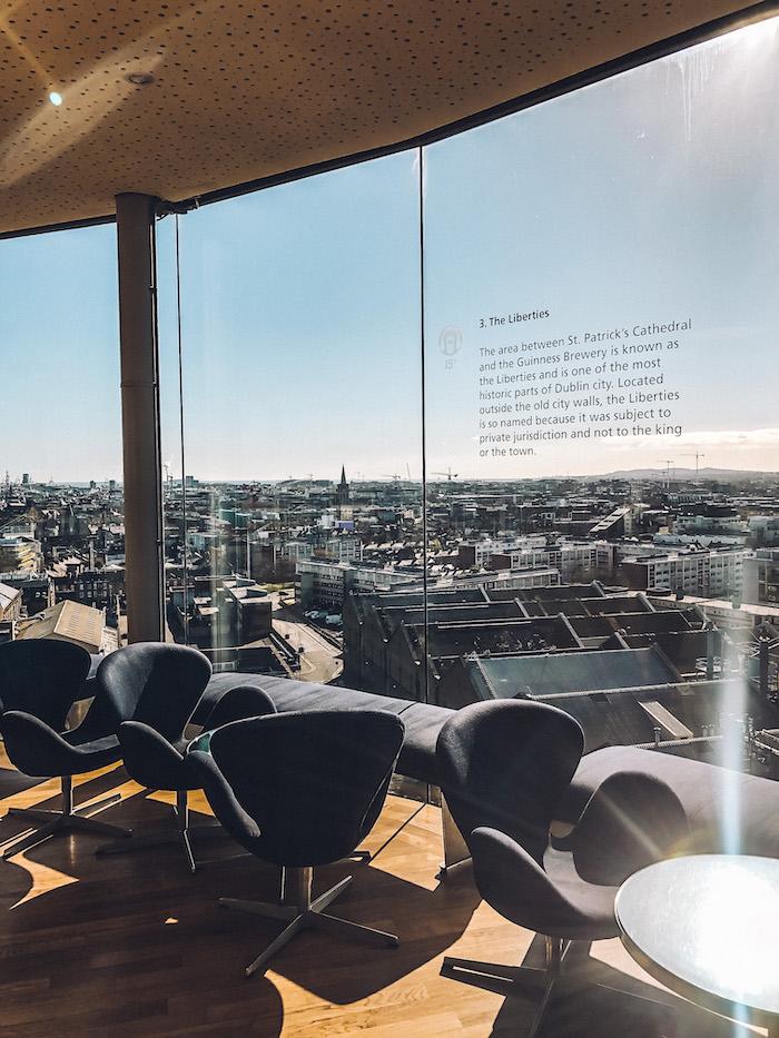 Sky Bar Dublin Irland Rooftop