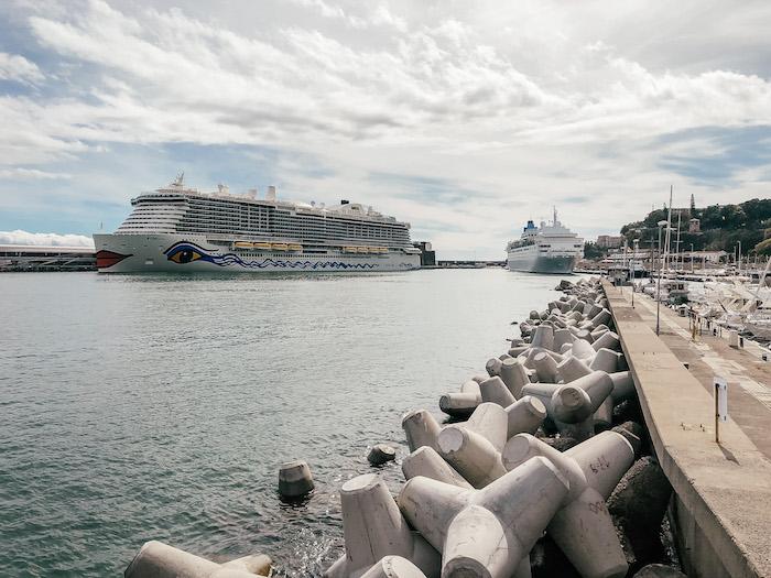 Funchal Hafen