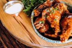 The Guinness Storehouse Chicken Wings
