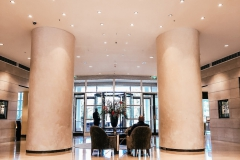 Hilton Amsterdam Lobby Center