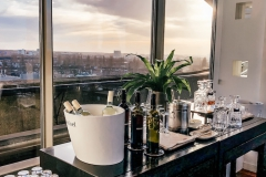 Hilton Amsterdam Executive Lounge 1