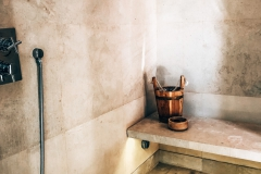 Mandarin Oriental Marrakech Bathroom Shower Dampfbad (1 von 1)
