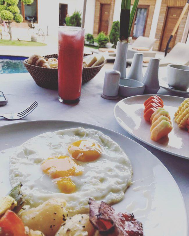 Villa Nero Breakfast