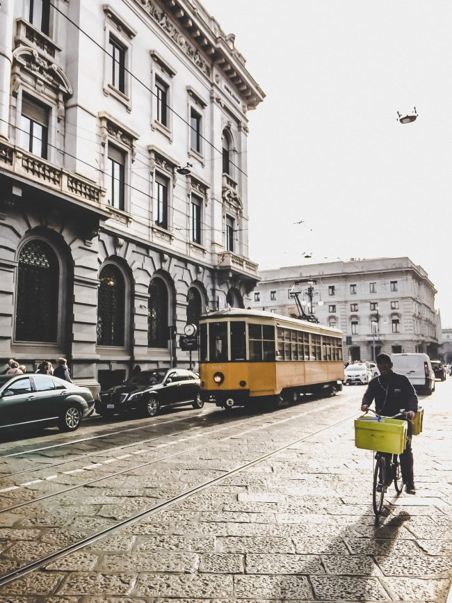 Milano Straßenbahn