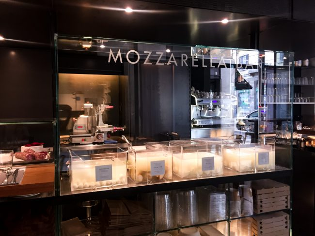 obica mozzarella bar