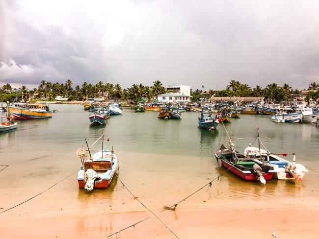 Sri Lanka Hafen Hikkaduwa Lifestylecircus