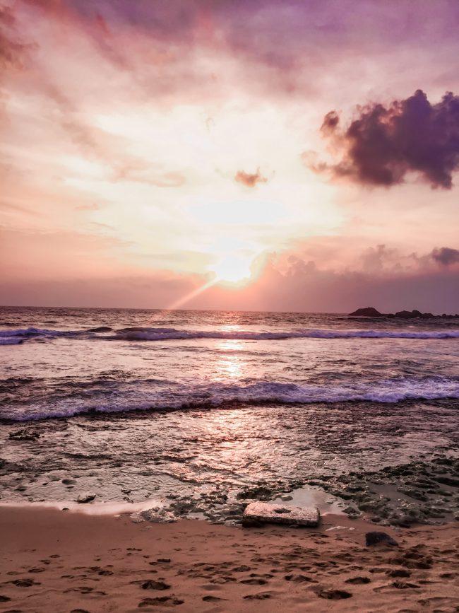 Sri Lanka Sunset Lifestylecircus