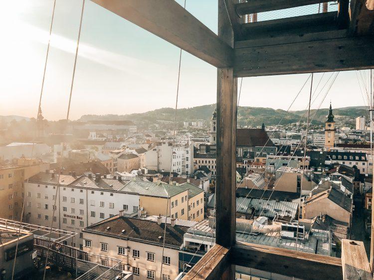 Höhenrausch Linz City Lifestylecircus A-Rosa