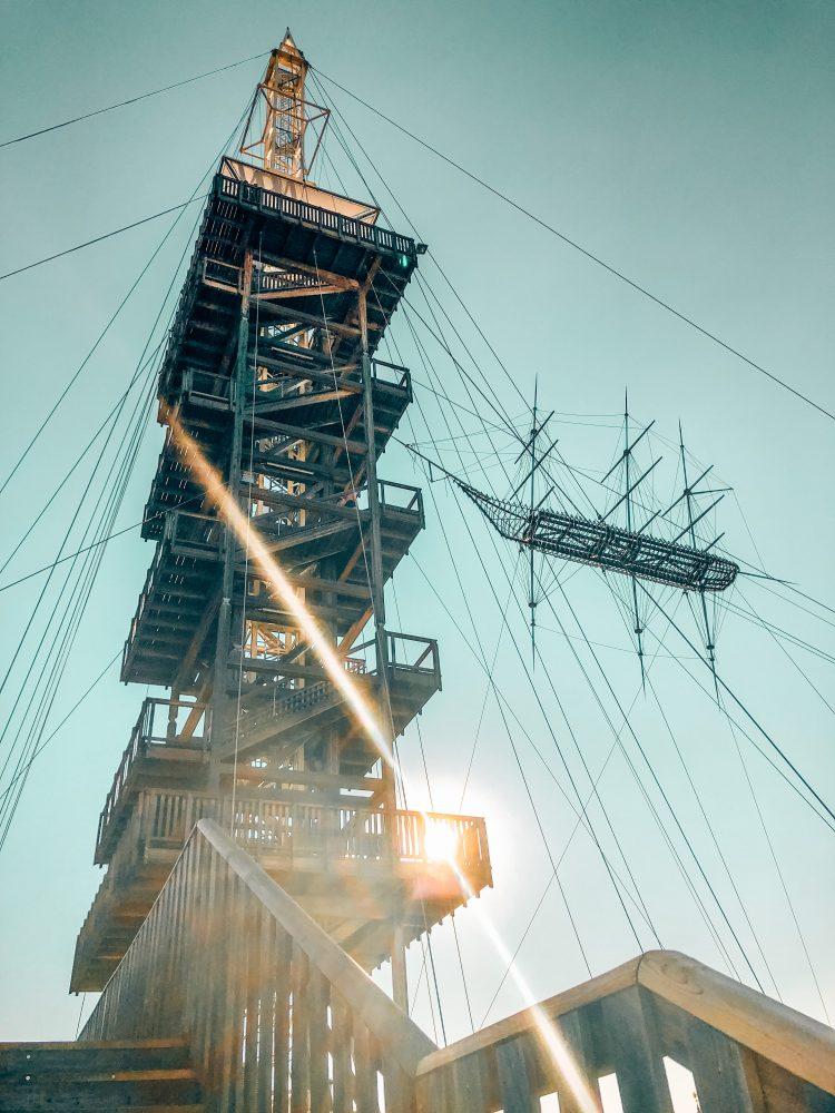 Linz Höhenrausch Turm Lifestylecircus A-Rosa