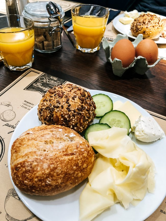 Ruby Lotti Hamburg Frühstück Brötchen