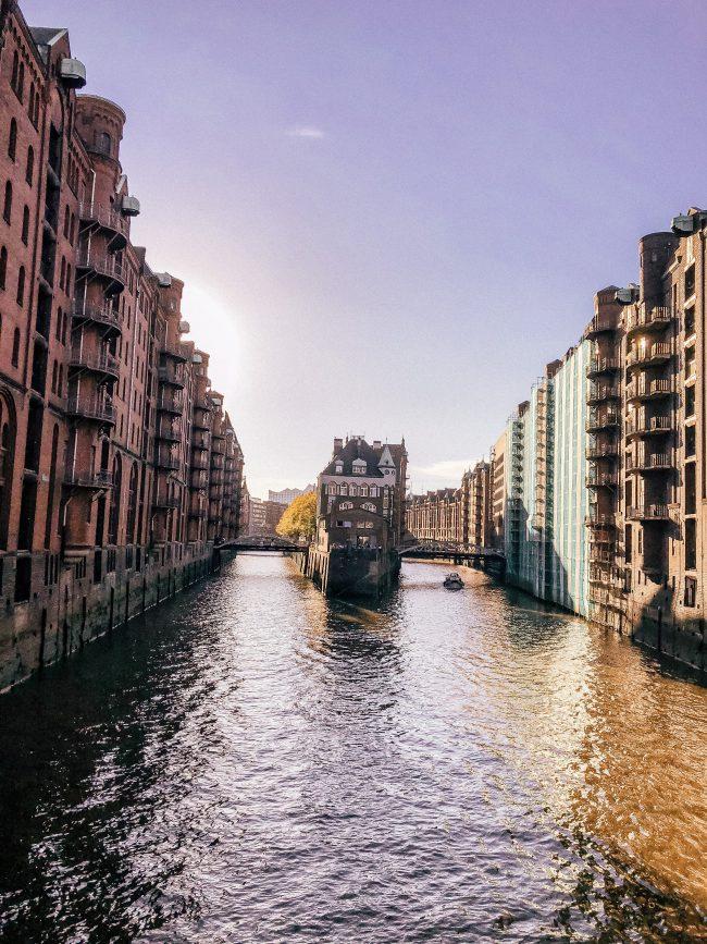 Hamburg Speicherstadt Hot Spot Ruby Lotti