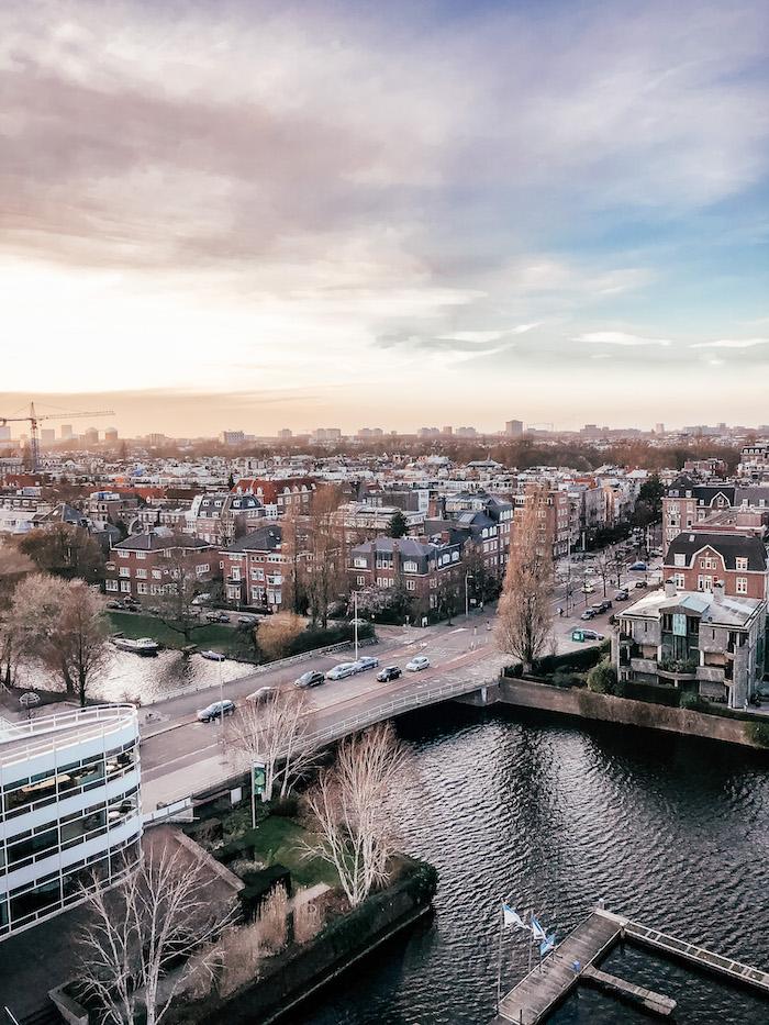 Hilton Hotels Amsterdam Gracht