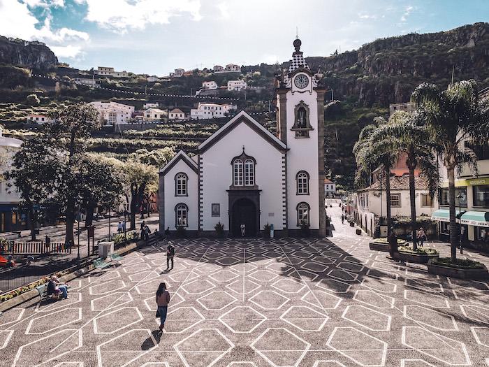 Madeira Ribeira Brava Kathedrale